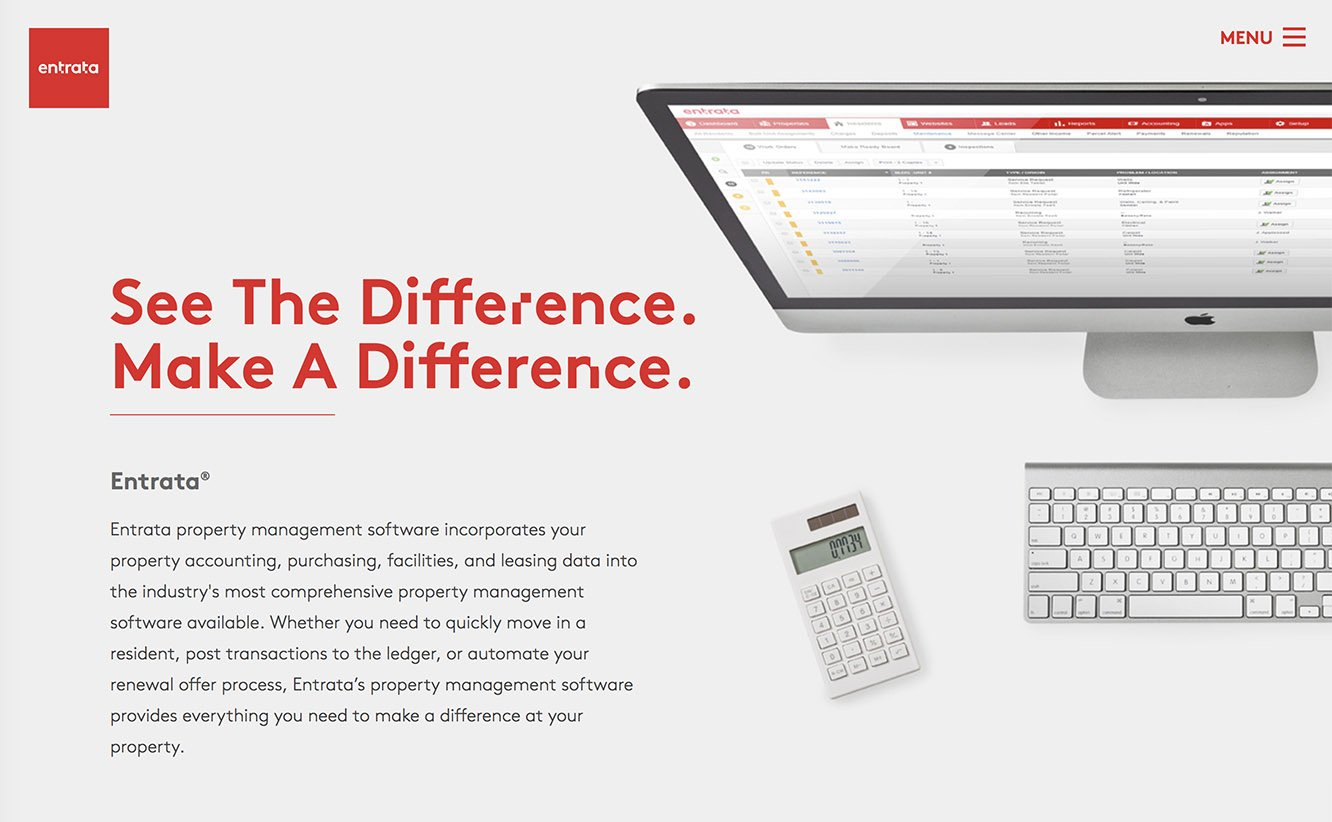 Free Property Management Software | Entrata Accounting | Entrata